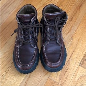 Timberland men's leather hiking boots